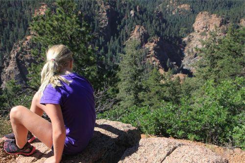 hiking hiker fitness
