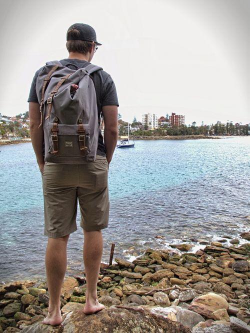 hiking wanderer more
