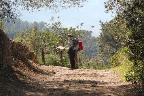 hiking decision landscape