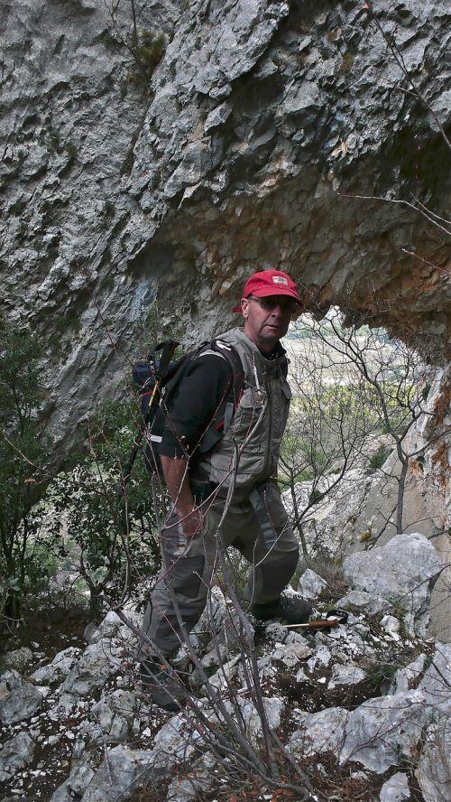 hiking friendship nature