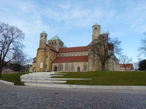hildesheim germany lower saxony church