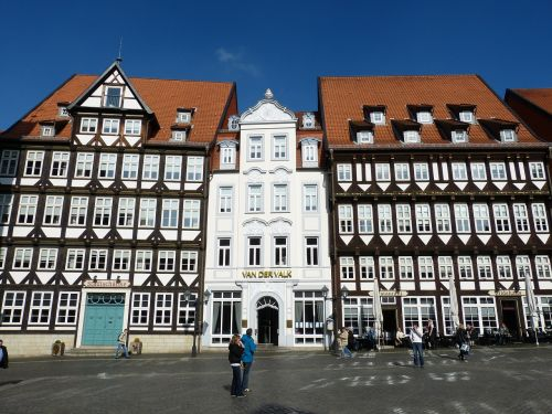 hildesheim germany lower saxony historically
