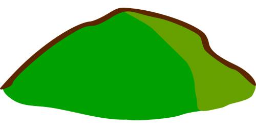 hill map symbols