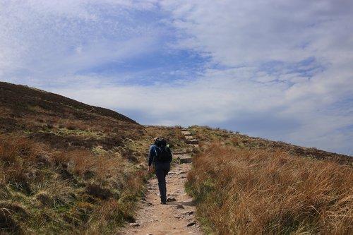 hill  hill walking  hill walker