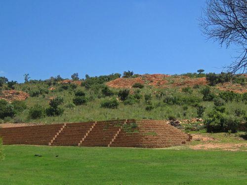 Hill Behind Rural Sportfield