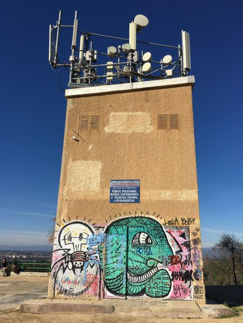 hill bullets and crazy graffiti antennas