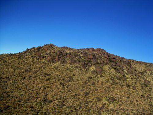 Hill In Remote Northern Cape