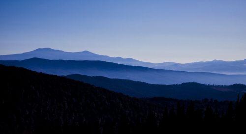 hills colors shades