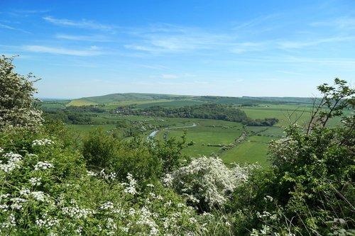 hills  landscape  countryside