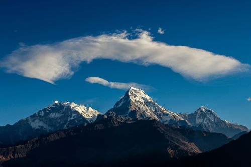 himalaya annapurna travel