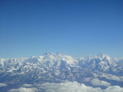 himalayan mountain range nepal himalayan