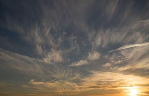 himmel cloud solar
