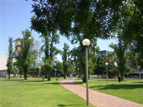 Hindmarsh Square Adelaide