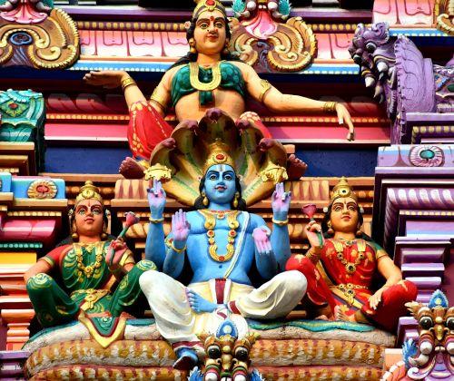 hindu panchalingeshwara temple