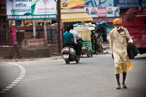 hindu india elderly