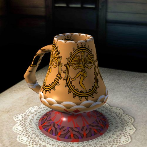Hindu Vase 1