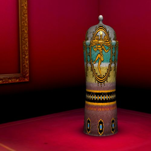 Hindu Vase 2