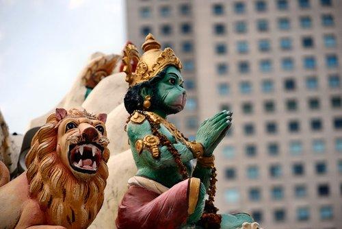 hinduism  religion  hanuman