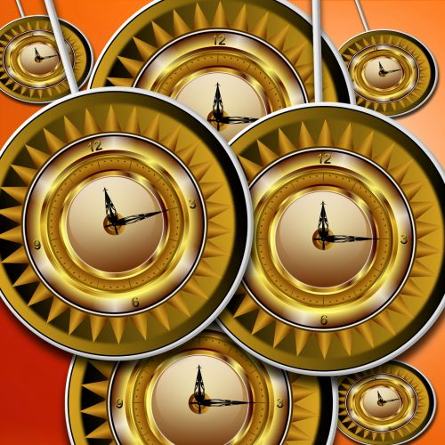 Background Wallpaper Clocks