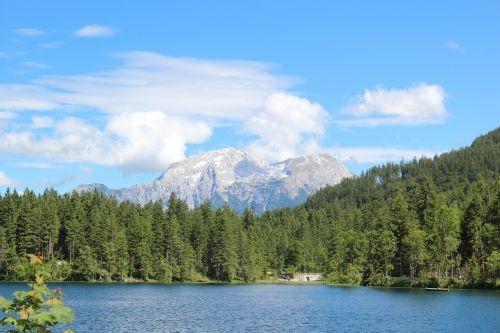 hintersee berchtesgaden landscape