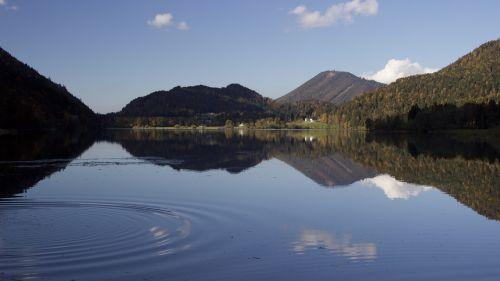 hintersee faistenau lake