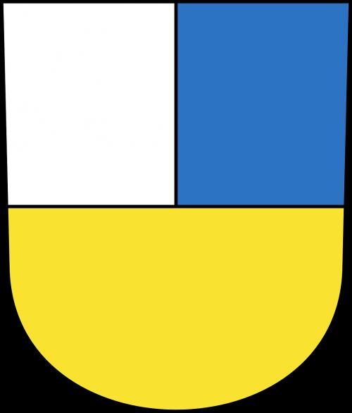 hinwil municipality blue