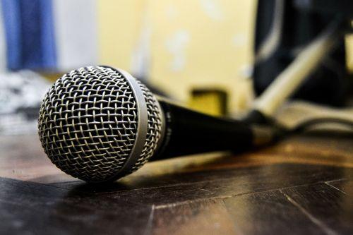 hip hop rap microphone