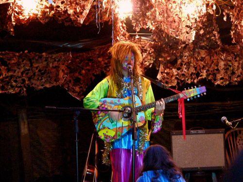 hippie guitar music
