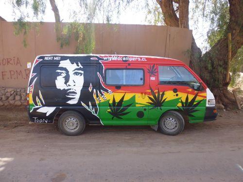 hippie bob marley marijuana