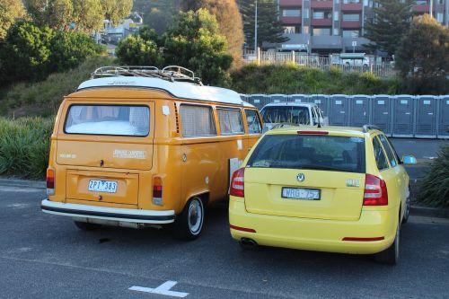 hippy vans vintage