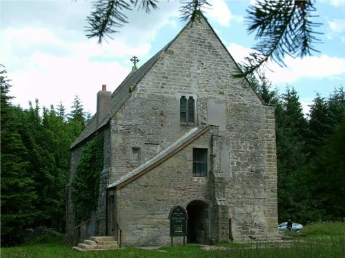biddlestone northumberland historic