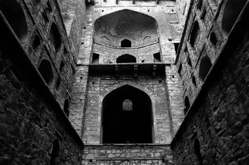 historical delhi architecture
