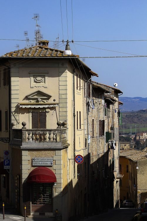 historical centre tuscany colle val d'elsa
