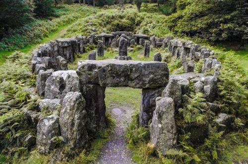 Historical Druids Temple