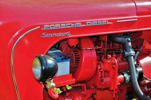 historical tractor porsche diesel standard tractors