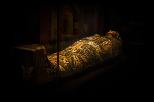 history egypt sarcofaag