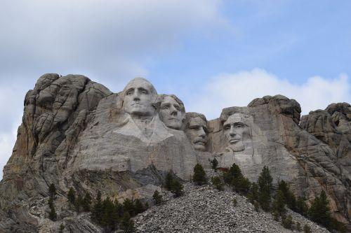 history mount rushmore dakota
