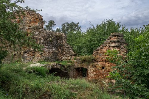 history  rom  castle
