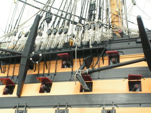 hms victory lord nelson ship