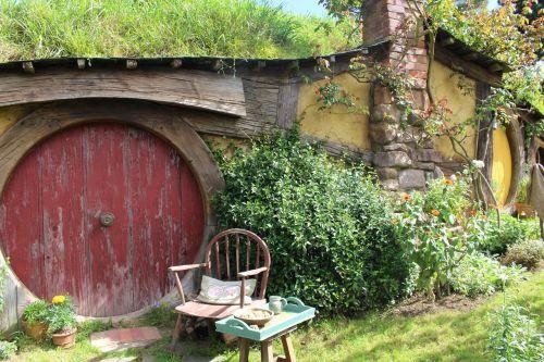 hobbiton new zealand movie set