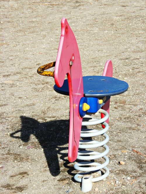 hobbyhorse playground children