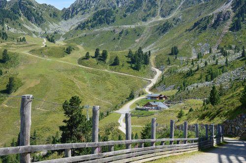 hochoetz mountains tyrol