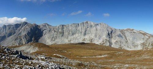 hochschwab  austria  mountain