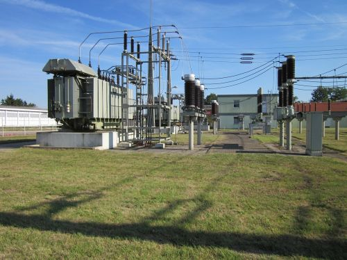 hockenheim switchyard transformer