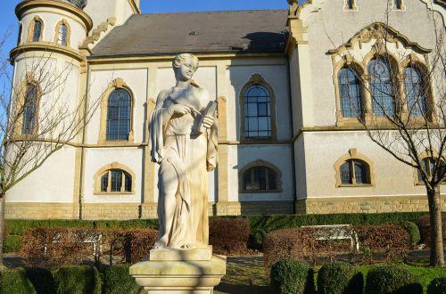 hockenheim germany church protestant