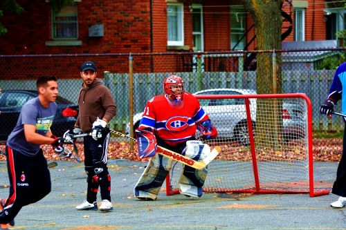 hockey district montréal