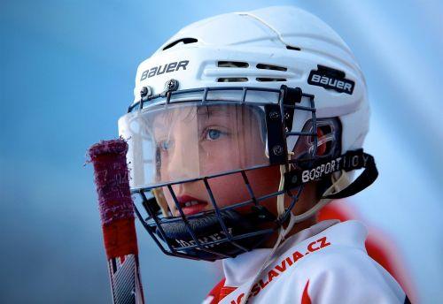 hockey inline hockey player