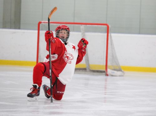 hockey slavia skater