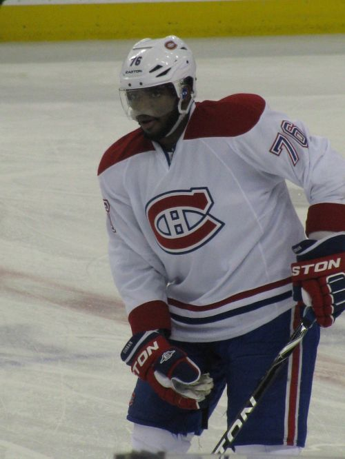 hockey subban montreal
