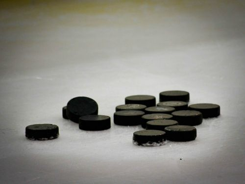 hockey puck hockey pucks